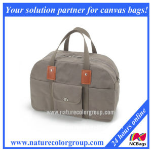 Leisure Canvas Cube Carry-on Weekender Bag Trave Bag (WKB-002) pictures & photos
