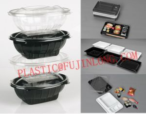 Plastic Sushi Tray Making Machine pictures & photos