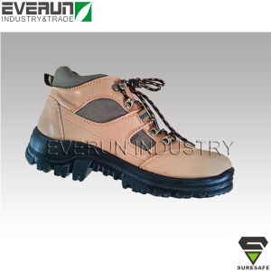 Workman′s Safety Shoes Steel Toe Safety Shoes pictures & photos