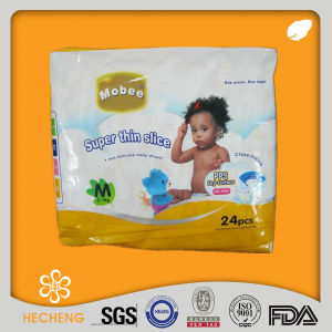 OEM High Absorbent Cotton Baby Diaper Bales pictures & photos