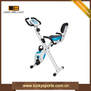 Hot Sale Home Used Fitness Equipment Exercise Magnetic X-Bike pictures & photos