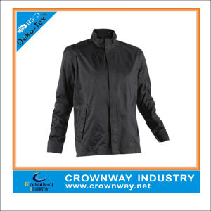 Waterproof Breathable Lightweight Fitted Outdoor Golf Jacket pictures & photos