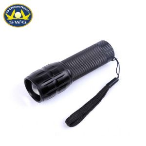 Mini Zoomable 3a Dry Battery Type Brightest Flashlight