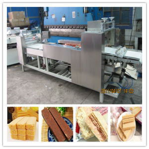 Ce Wafer Biscuit Making Production Line pictures & photos