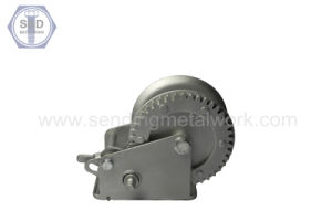 Hand Winch 2000lbs Hot Dipped Galvanized Dacromet