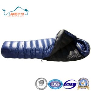 High Quality Superior White Duck Down Sleeping Bags for Outdoor Sports