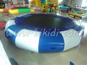 Outdoor Water Sports Games, Inflatable Water Trampoline for Sale D3016 pictures & photos
