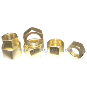 Brass Knurl Nut pictures & photos