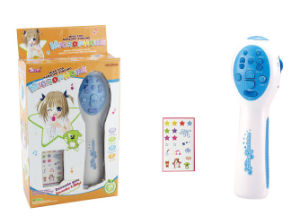 Hot Sale Children Electronic Microphone Toy (H2162057) pictures & photos