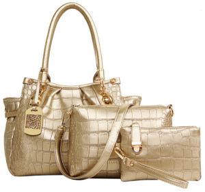 59daa2a485 China Best Prices Leather Bag Set 3PCS Ladies Designer Bags (XM085 ...