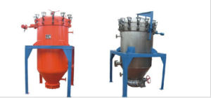 New Type Vertical-Closed Plate Purification Device for Fatlute, Bad Industrial Oil