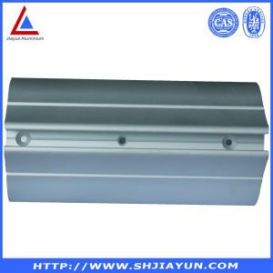 6063 T5 T6 Aluminum Profile Silver Anodized ISO, SGS Certificated pictures & photos