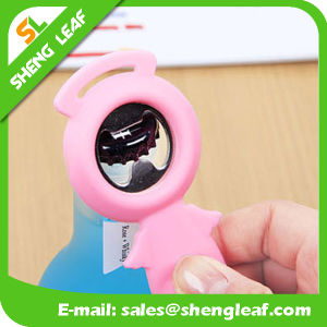 Home Use Rubber Bottle Opener of Souvenir