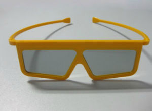 Hot Selling High Quality Plastic 3D Glasses pictures & photos