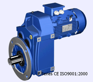 Parallel Shaft Helical Reduction Box
