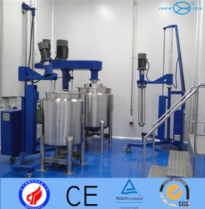 1000L 1500L Stainless Steel Mixing Emulsification Tank High Speed pictures & photos