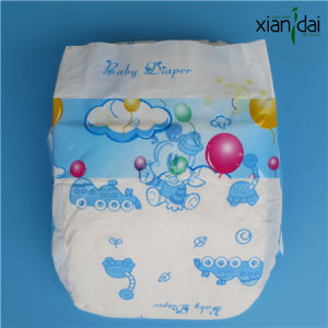 Super Absorbent Breathable Baby Diapers
