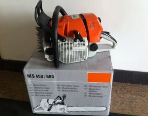 Ms660 Chainsaw and Chain Saw Ms381 Gasoline Chainsaw pictures & photos