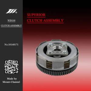 Motorcycle Parts Manufacturer Win 100 Clutch Assembly