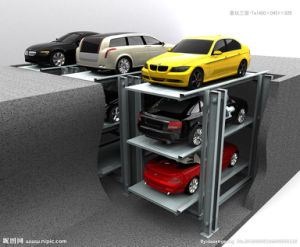 Pit Car Parking Lift