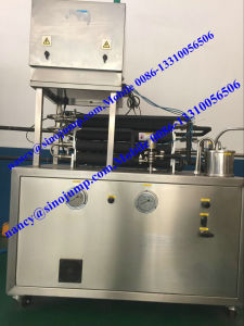 Turnkey Solution Ice Cream Processing Line/ Ice Cream Making Machine pictures & photos