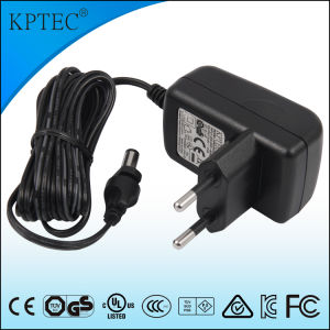 12V/1A/12W Switching Power Adapter Supply with GS and Ce Certificate