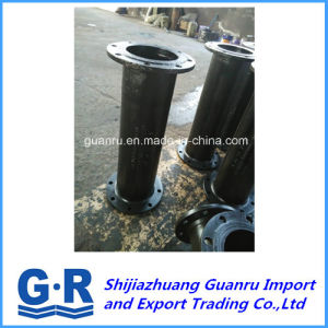 Ductile Cast Iron Double Flanged Pipe pictures & photos