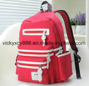 Boy Girl Fashion Double Shoulder Leisure Shopping Travel Backpack (CY3669) pictures & photos