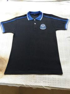 Stock Polo Shirt for Nigeria Market Used for Uniform pictures & photos