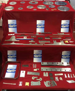 Blades on Food Processing and Packaging Exhibition pictures & photos