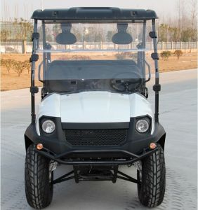 2017 New Model Electric Type 4 Seater Golf Cart