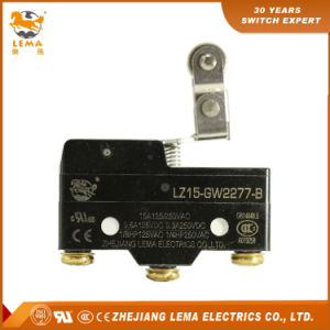 15A 250V Micro Limit Switch Lz15-Gw2277-B pictures & photos