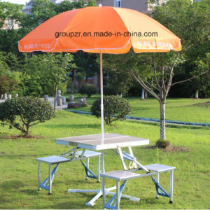 Portable Folding Table and Chair Sets for Outdoor Camping