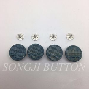 2017 New Design Garment Accessories: Metal Button Alloy Jean Button pictures & photos