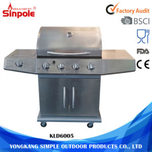 The Best LPG Gas Barbecue Heavy Duty BBQ Grill pictures & photos