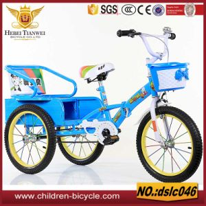 Air Tire 3 Wheels Children Bicycle Children Tricycle pictures & photos