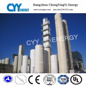 Cryogenic Air Separation Plant 60nm3/H Liquid Nitrogen Plant pictures & photos