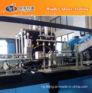 Servo Type Linear Blow Molding Machine pictures & photos