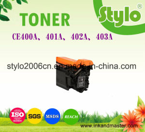 Ce400A/401A/402A/403A Color Toner Cartridge for M375nw/M451dw/M475dn/M451nw/M451dn Printer pictures & photos
