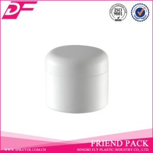 20g Opaque White Plastic Cream PP Jar