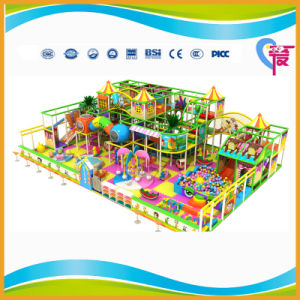 Hot Sale Candy Theme Kids Commercial Indoor Soft Playground (A-15258)