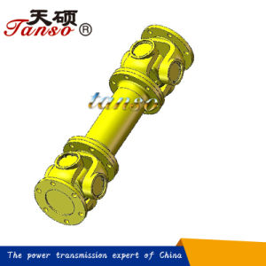 Steel Non-Stretch Flange Type Industrial Cardan Shafts pictures & photos