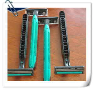 2 Blade Razor / Shaving Kit pictures & photos