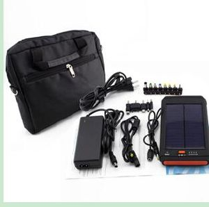Real Full Capacity 23000mAh Solar Laptop Charger (SC-026T) pictures & photos