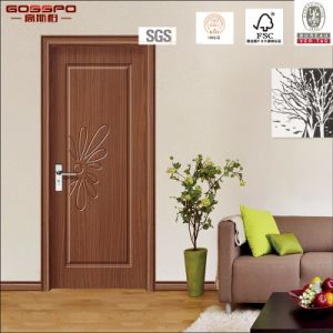 Cheap Price Fiberglass ABS Veneer Composite Door (GSP8-043) pictures & photos