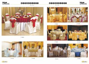 Cheap Nice Design Dining Chair Covers pictures & photos