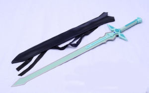 Replica of Kirito′s Dark Repulser Sword From The Anime Sword Art Online