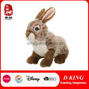 China High Quality 9 Realistic Rabbit Stuffed Animal Soft Plush