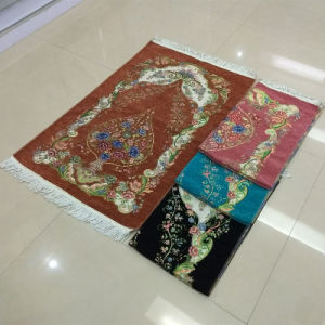 New Design High Quality Prayer Carpet for Hajji