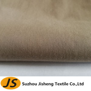 32s Waterproof Peached Cotton Nylon Plain Fabric